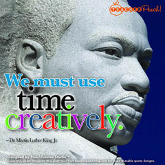 "Use Creativity in a ""Timely"" Way"