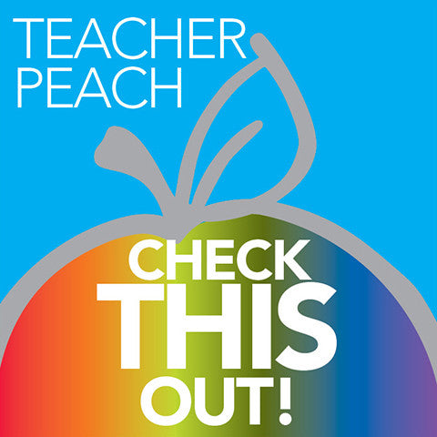 Introducing: Teacher Peach's Teacher Discount!