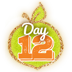 DAY 12: LAST DAY FOR SPECIAL SAVINGS! Save 25% on