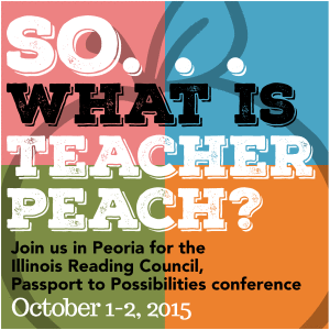 Visit Teacher Peach at the 2015 IRC Conference