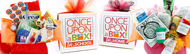 Once Upon a Box Gift Boxes