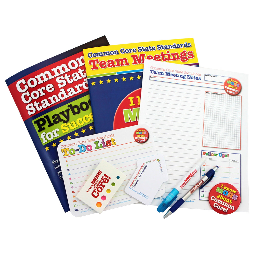 Common Core State Standards Kit for Success