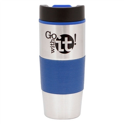 Go with IT Travel Mug (Assorted Colors)