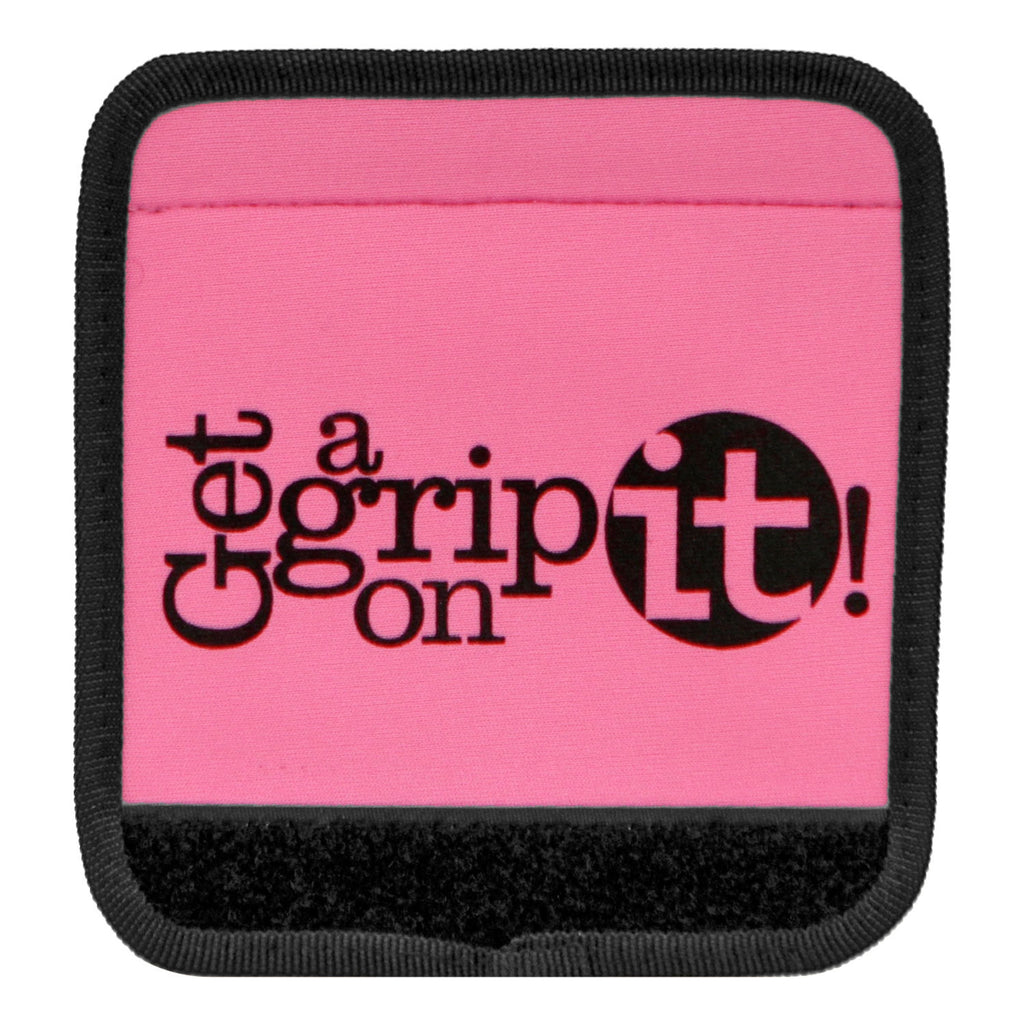 Get a Grip on IT! Luggage Tag (assorted colors)