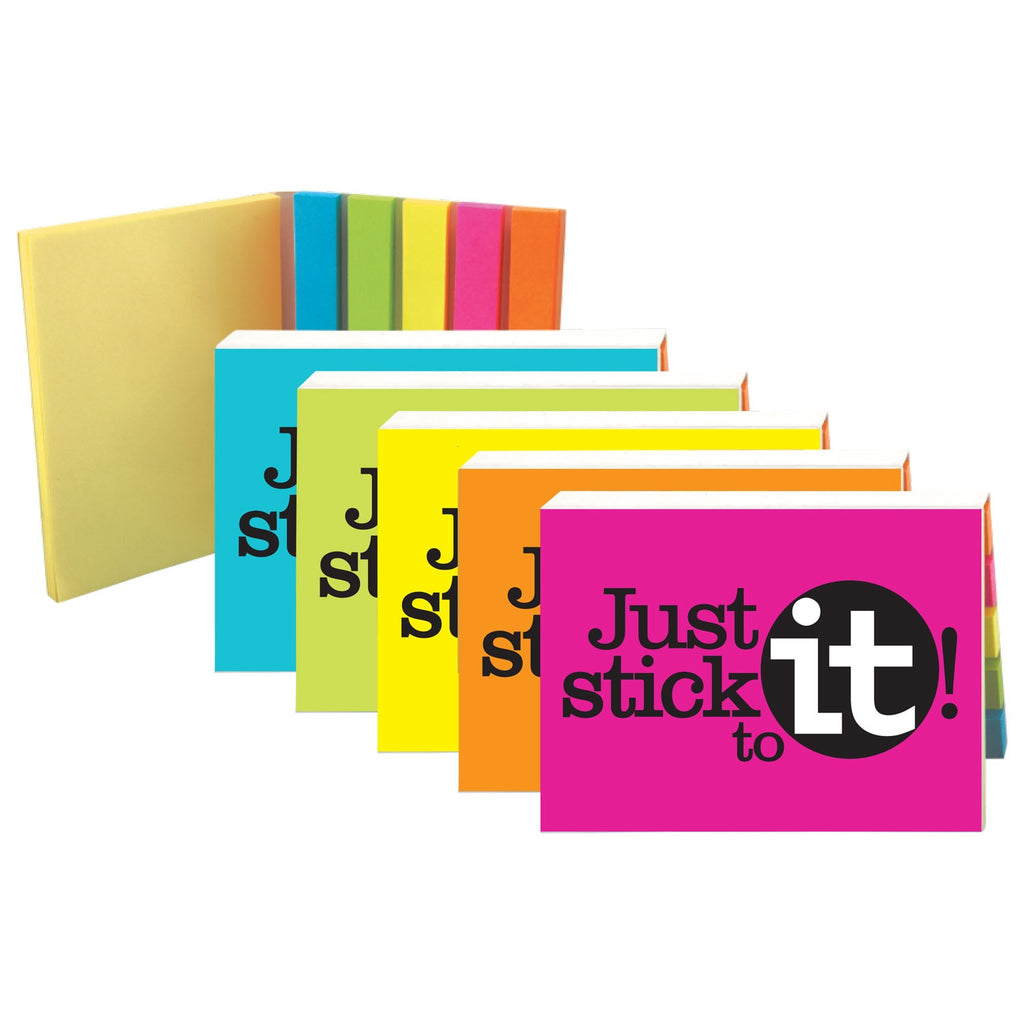Stick To It! Sticky Note Set of Five