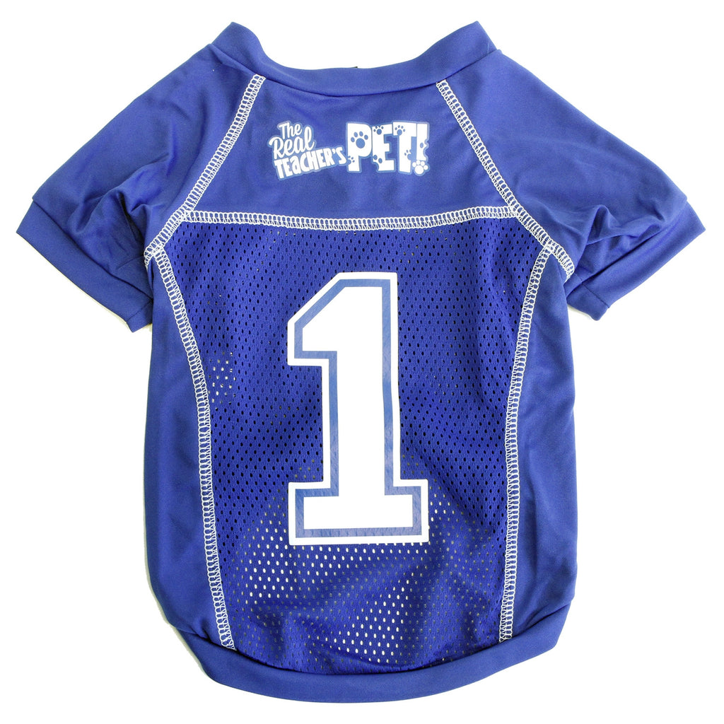 The Real Teachers Pet™ Mesh Dog Jersey (Assorted Colors)
