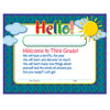 Welcome-to-Third-Grade Certificates-50 pack