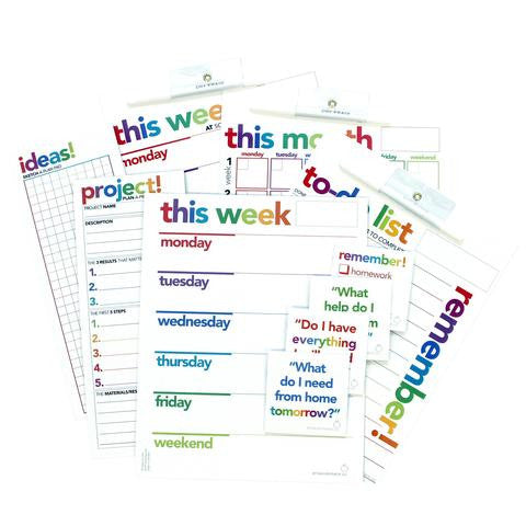 Executive Functioning Planning System