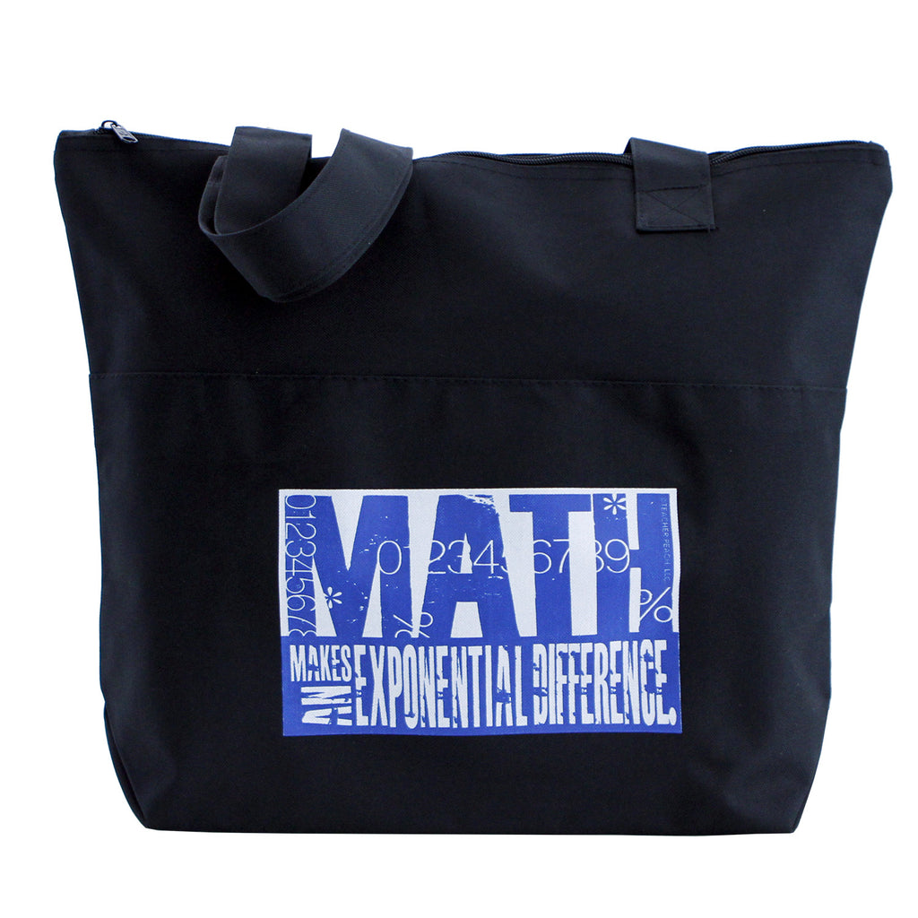 Teacher's Gift Subject Tote for Math Teachers