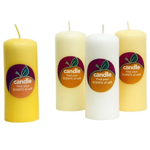 Scents of Self Candle Set of 4