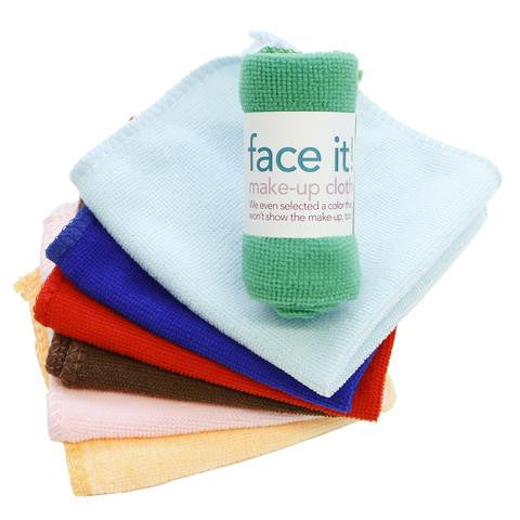 Face the Week Face Cloth Set