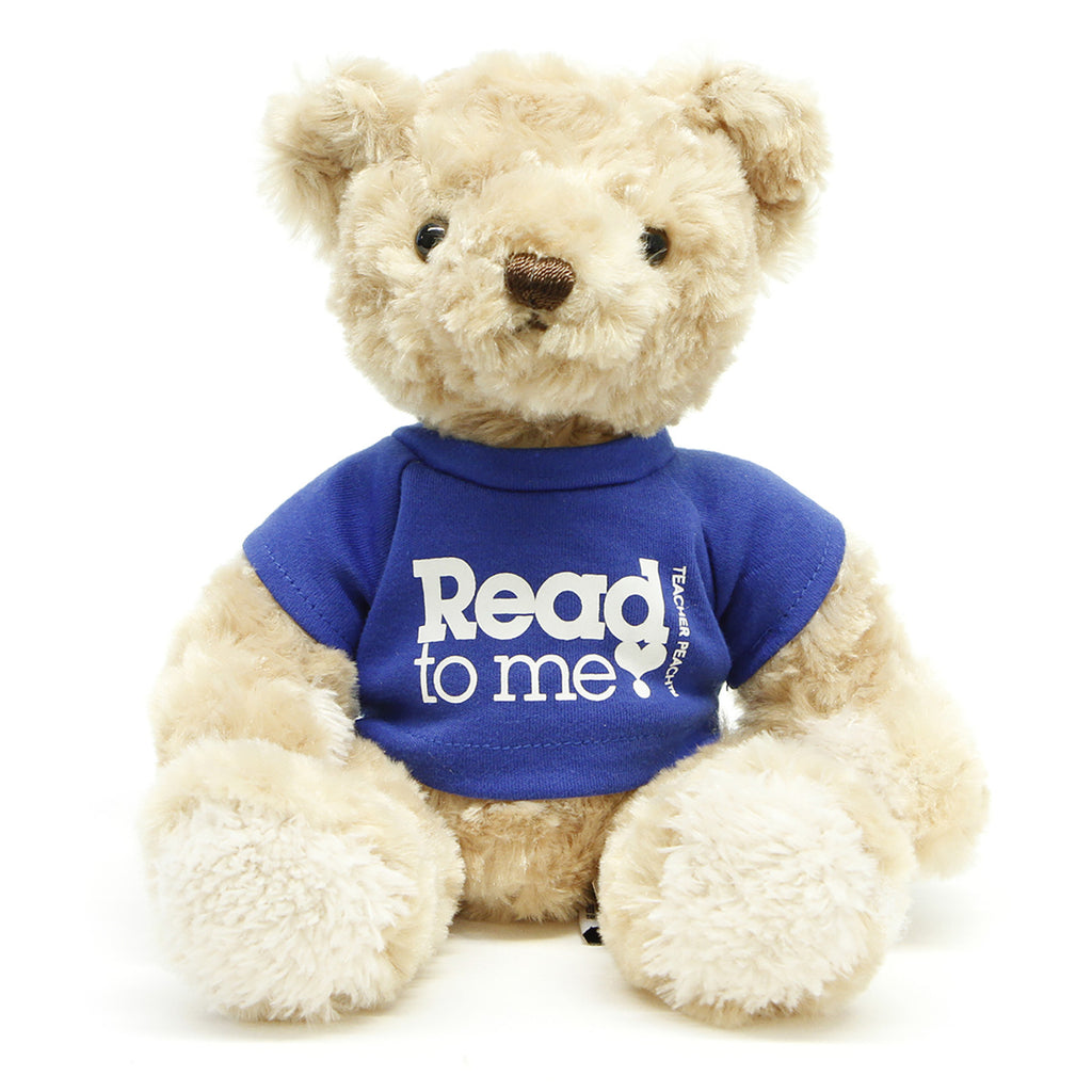 Read to Me Bear (Assorted Colors)