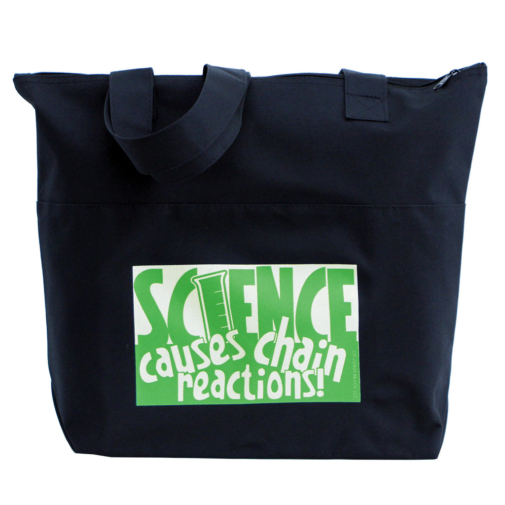 Teacher's Gift Subject Tote for Science Teachers
