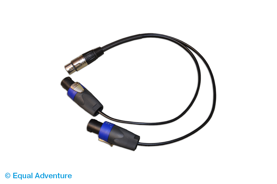 Image of Boma 7 Y Lead Charging Cable