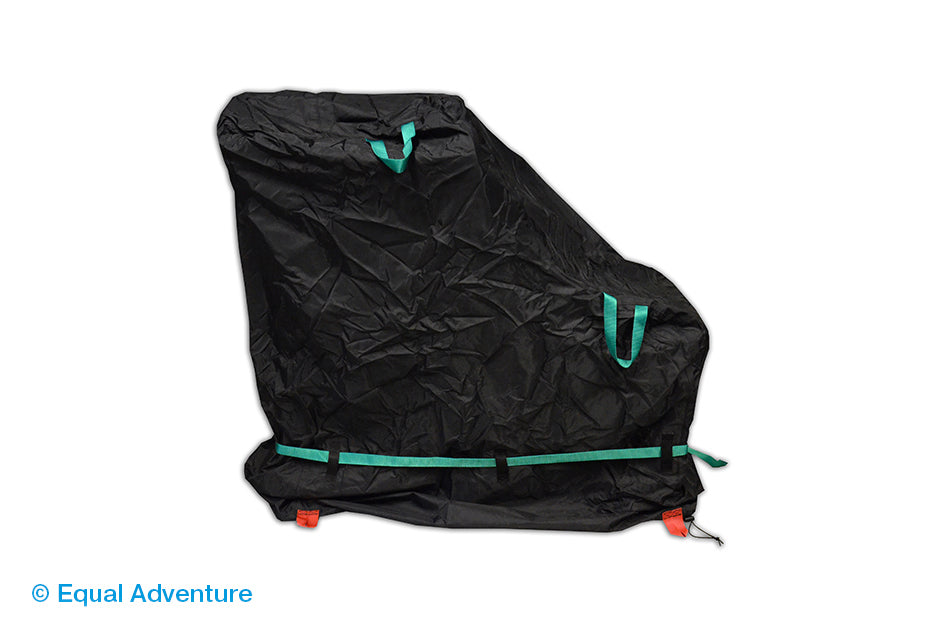 Image of Universal Wheelchair Rain Cover
