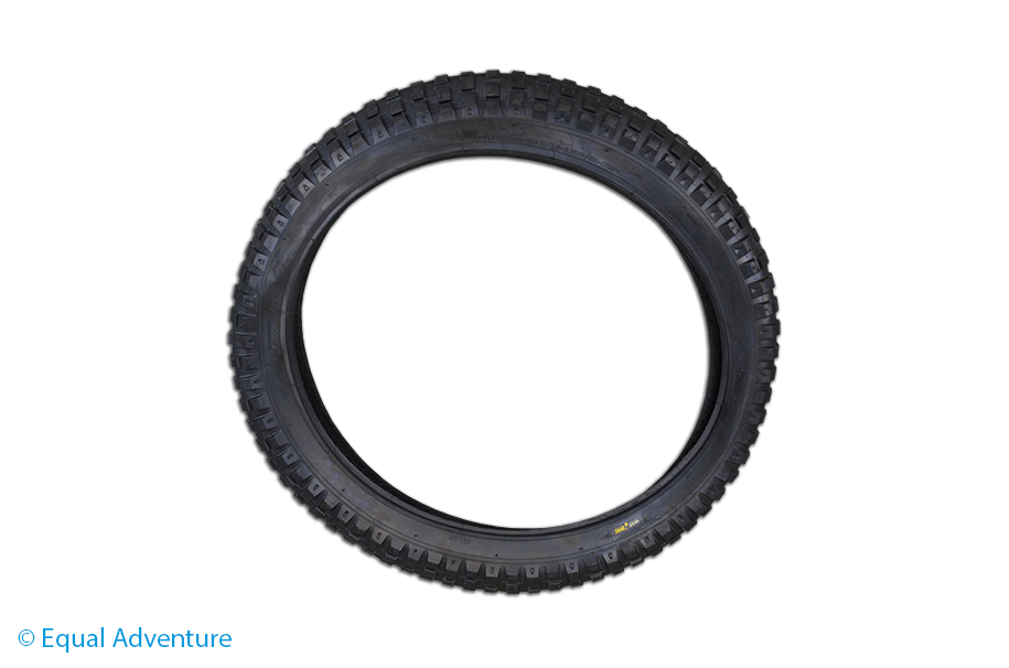 "Boma 20"" x 2.5 Front Tyre - S-FWT-7.5"