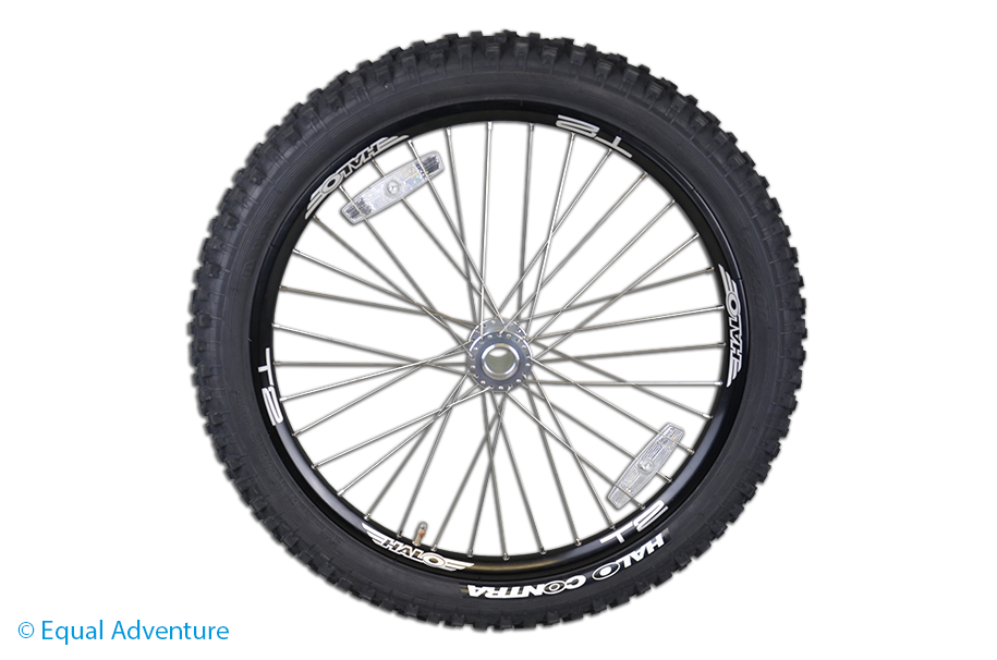 Boma 7.5 Rear Wheel - S-WHR-7.5