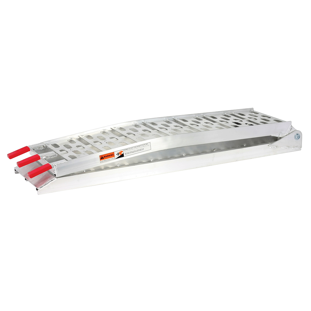 Image of Aluminum Folding Loading Ramp (2170mm x 280mm)