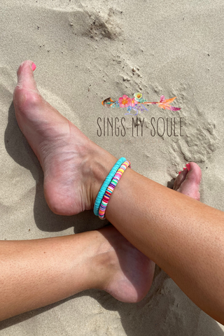 POP Stretchy Anklets