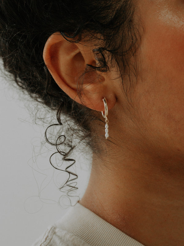 janis hoops | gold filled