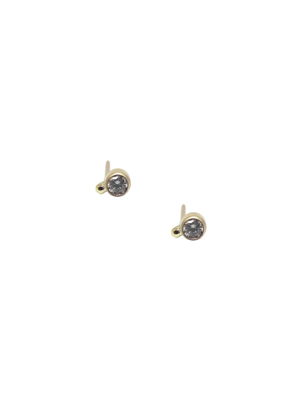 debbie studs | gold filled