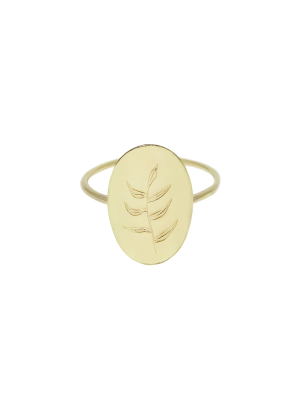 laine ring | gold filled
