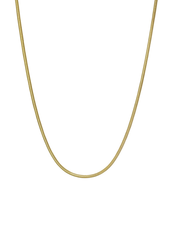 snake chain | gold filled