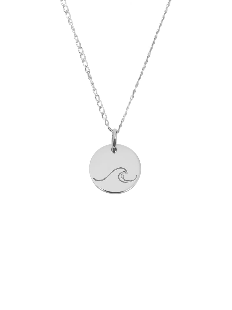 swell charm | silver