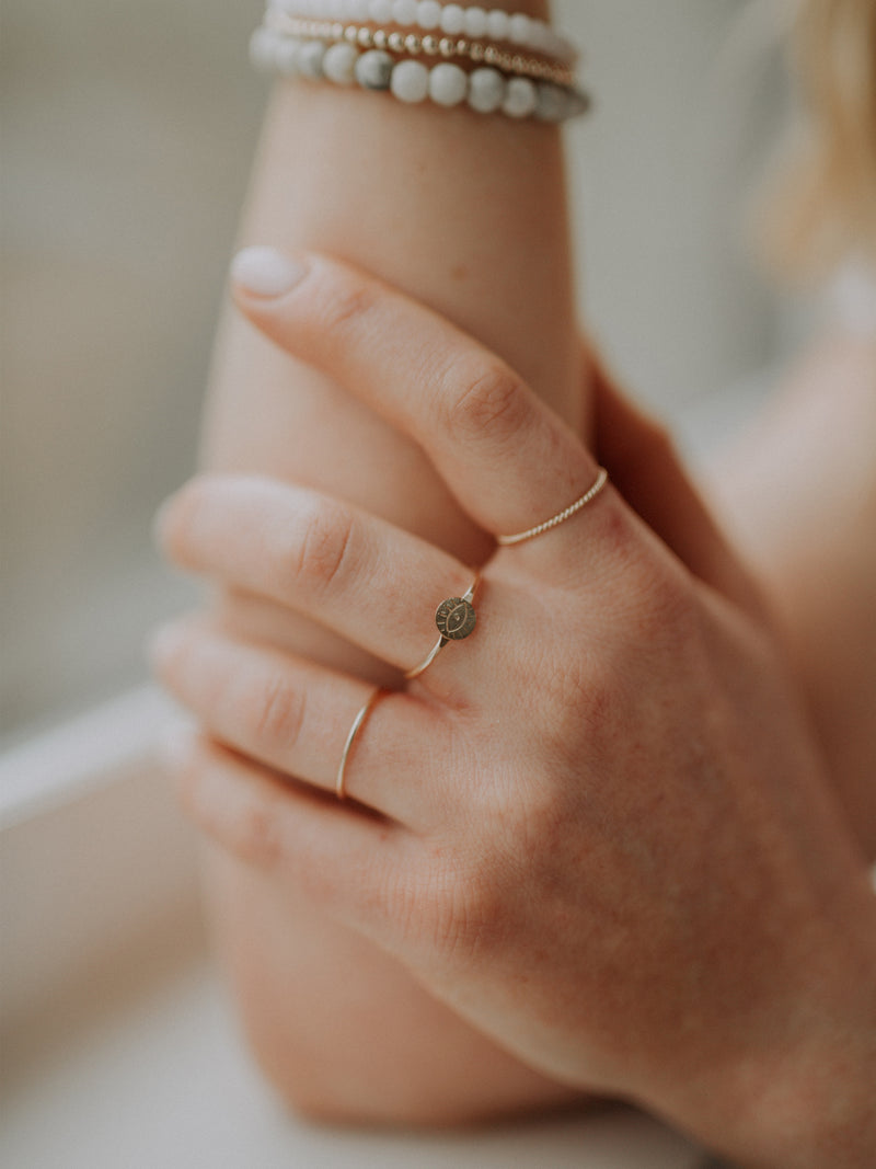 muse ring | gold filled