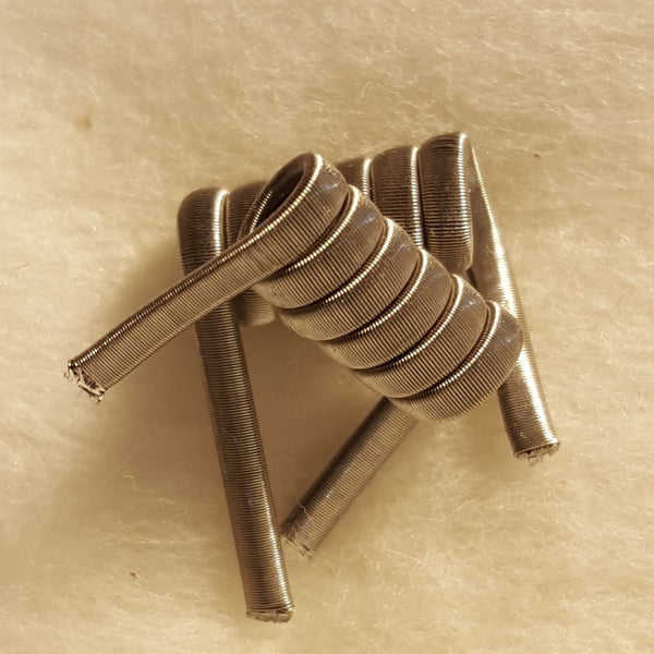 Staple Coils, Framed (Pair) - PureCoils.com - 1