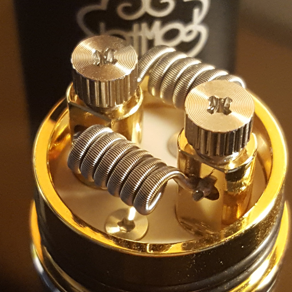 Fused Clapton Coils (Pair)