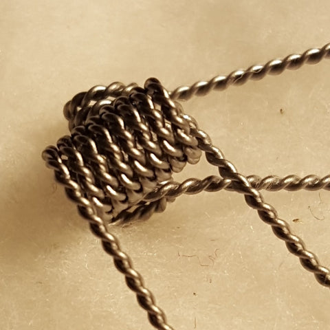 Twisted Wire Coils (Pair) - PureCoils.com - 1