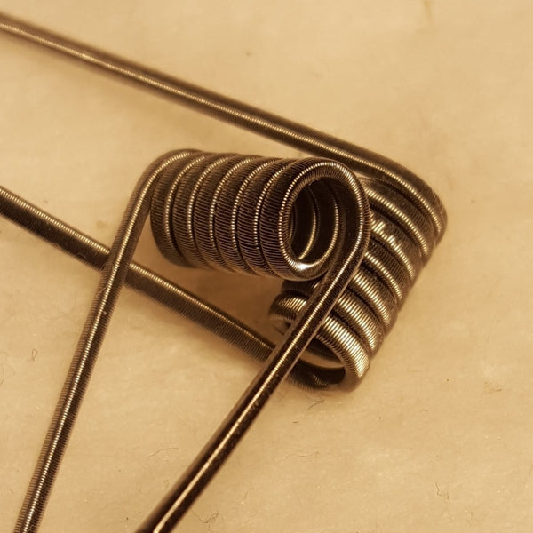 Staple Coils (Pair) - PureCoils.com - 1