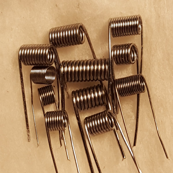 Single Wire Coils (Pair) - PureCoils.com - 1