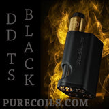 TS Triple Parallel Squonk Box By Defiant Designs