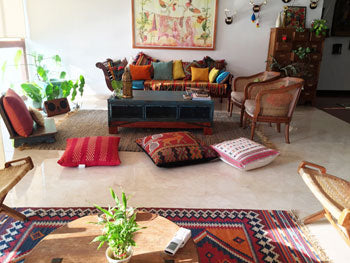 Boho Gypsy Home Interior Designing