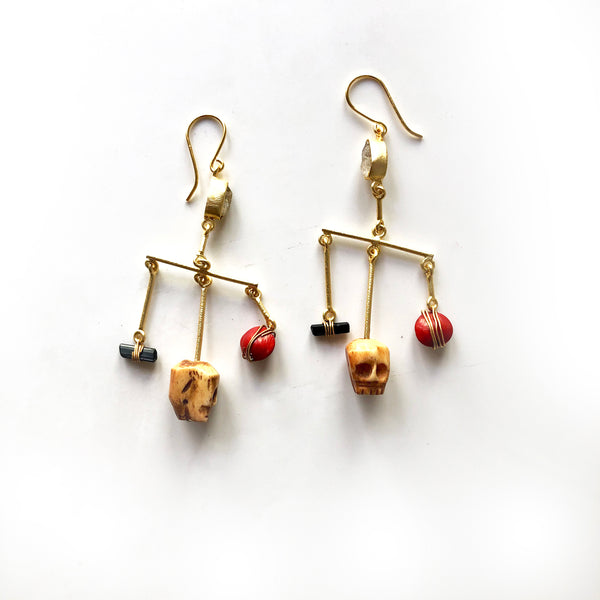 Malah Seed Earrings
