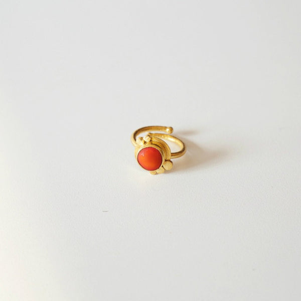 Dreaming in Red Seed Ring - AnnahMol