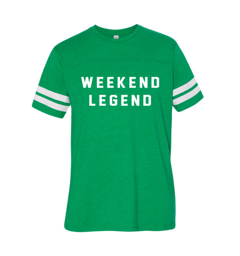 WEEKEND LEGEND (St. Patricks Day Limited Edition - MENS TEE