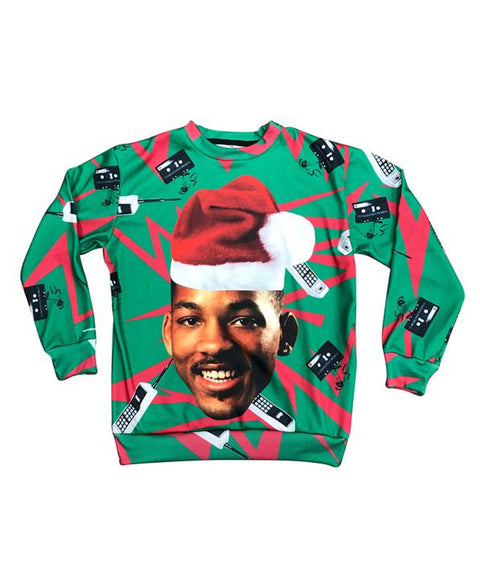 Fresh Prince - Ugly Christmas Crewneck Sweater (Unisex)