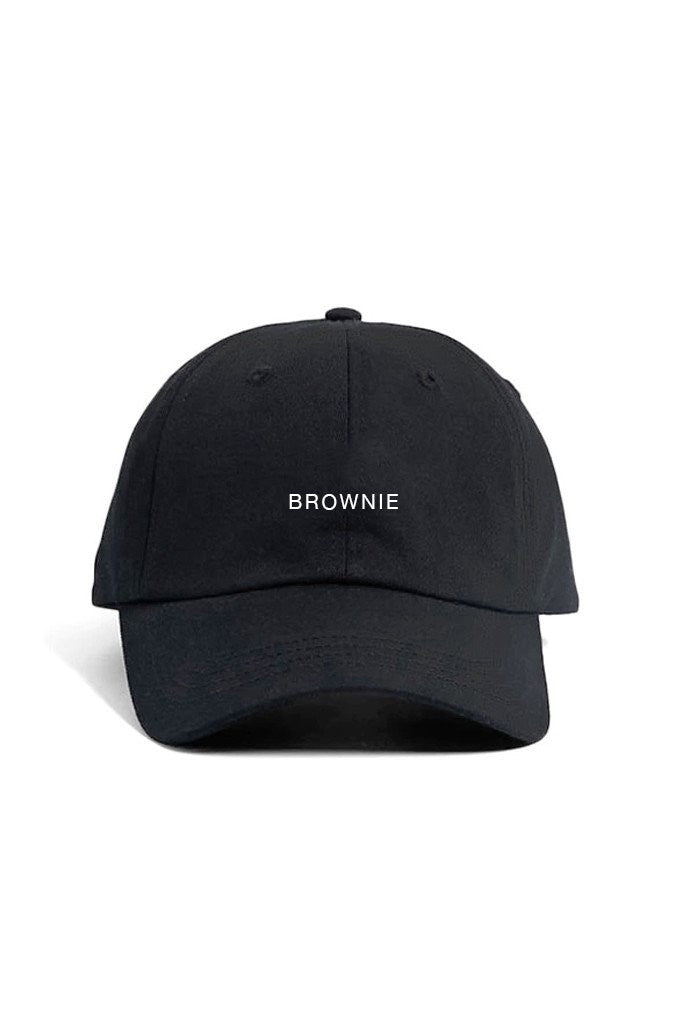 BROWNIE - EMBROIDERED DAD HAT