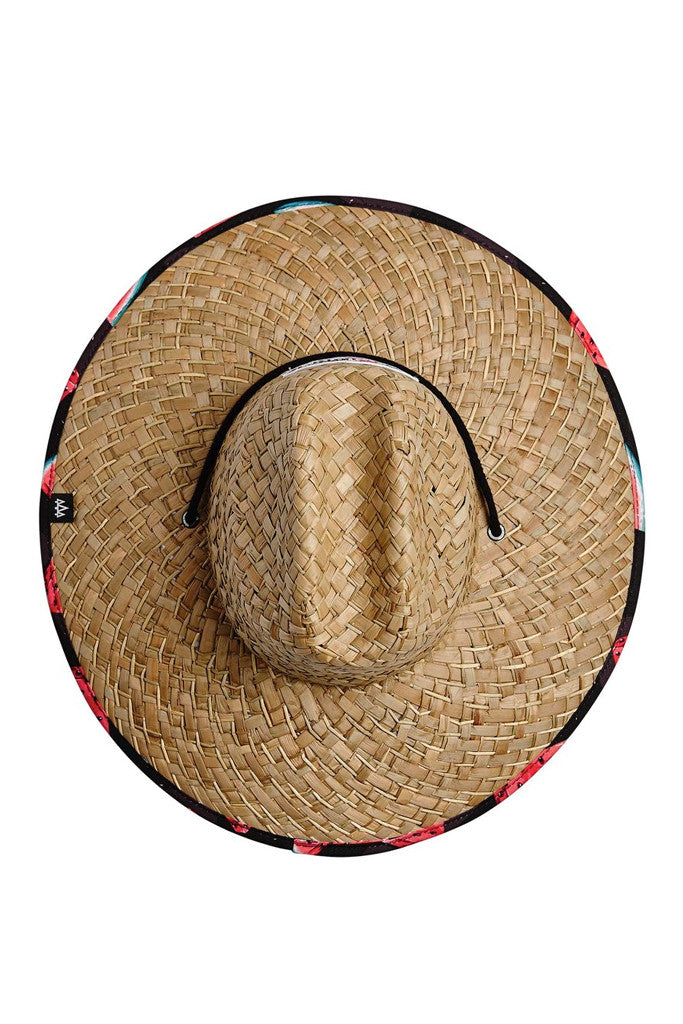 YELLIN' MELON - STRAW HAT BY HEMLOCKHATCO