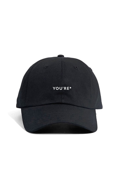 You're* - Embroidered Dad Hat