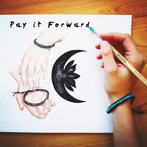 Pay it Forward Winner