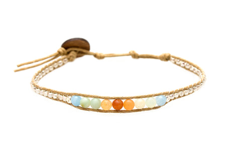Sunshine and Salt Bracelet