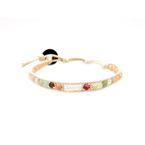 Watermelon Wishes Bracelet
