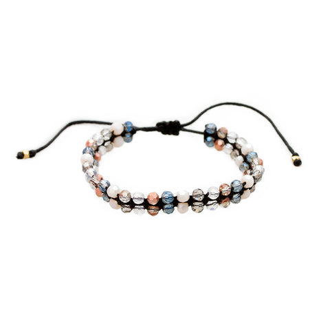 Black Tie New Year Bracelet