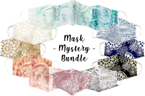 Mask Mystery Bundle (Wide 5-Pack) *Ships 8/17
