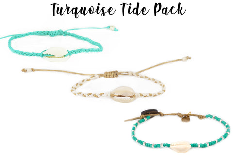 Turquoise Tide Pack