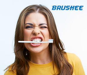 Treat Your Toothbrush Like....Royalty?